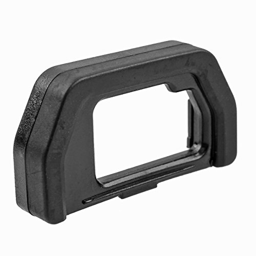 Eyecup Olympus (Foto&Tech Eyecup with Rubber Coated Plastic for Olympus OM-D E-M5 Mark II Camera Viewfinder Replaces Olympus EP-15 Eyecup)