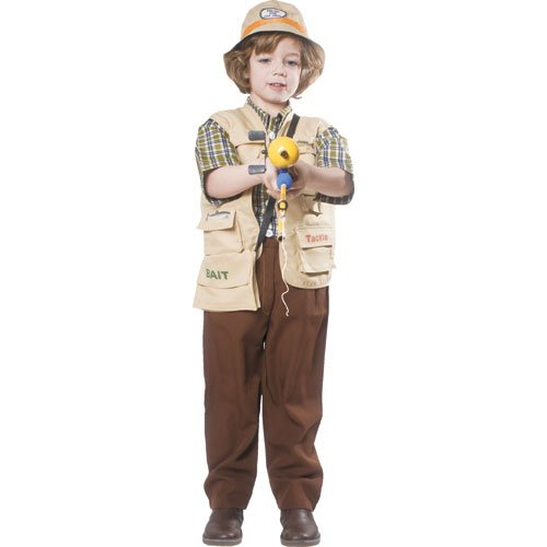 [Fisherman- Medium 8-10] (Fisherman Costume)
