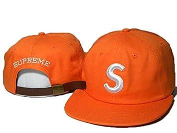 Última Modelos de hip hop Mr/MS Supreme Gorra snapback Gorra de béisbol: Amazon.es: Deportes y aire libre