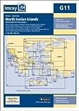 Imray Chart G11: North Ionian Islands - Nisos Kerkira to Nisos Levkas (G Series)