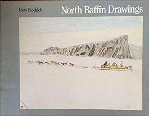 Book North Baffin drawings: Collected by Terry Ryan on North Baffin Island in 1964