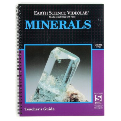 Minerals Teachers Guide - American Educational Minerals Videolab Teacher's Guide
