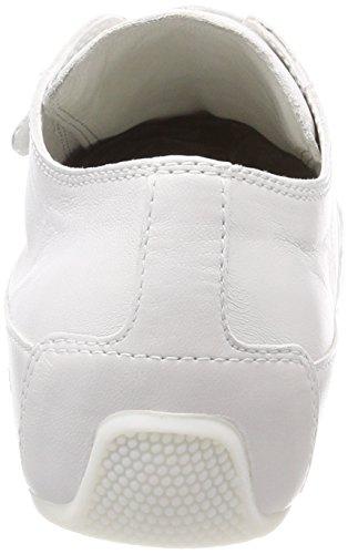 Mujer Zapatillas bianco Weiß Para Crust Candice Cooper Blanco wqxYEIEBT
