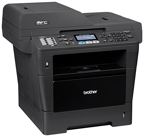 Brother MFC-8910DW -Wireless Black-and-White All-In-One Printer Black