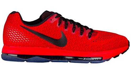 Nike Mens All Out Scarpe Da Corsa Basse Università Rosso / Nero