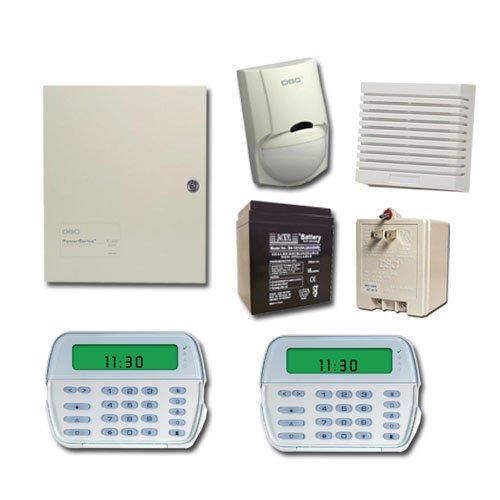(DSC TYCO Alarm System PC1832 with (2) PK5501 Keypad Ver 4.6)