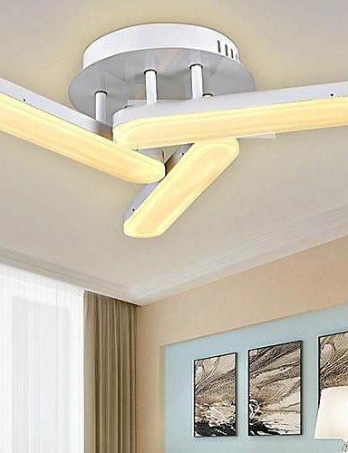 LED che cambia colore, installazione a parete, stile contemporaneo ...
