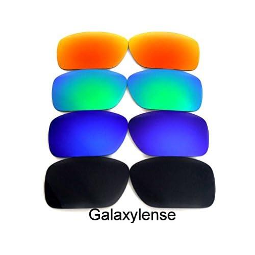 edbf976bdc Nuevo Galaxy Lentes De Repuesto Para Oakley Fuel Cell POLARIZADOS NEGRO/Azul /Verde/