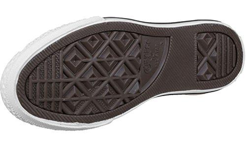 Converse - Zapatillas de deporte para niños, color negro, talla 32