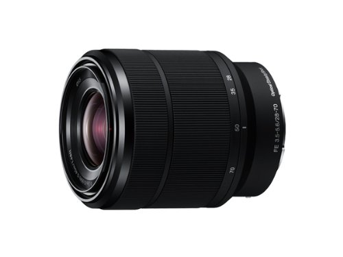 Sony 28-70mm F3.5-5.6 FE OSS Interchangeable Standard Zoom Lens -...