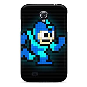 Anti-scratch And Shatterproof Game Phone Case For Galaxy S4/ High Quality Tpu Case