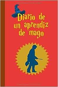 Amazon.com: Diario de un aprendiz de mago: Cuaderno Harry ...