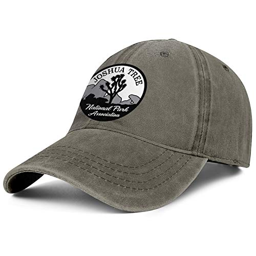 Unisex Men Adjustable Joshua Tree National Park Baseball Cap Cool Sunshade Hats