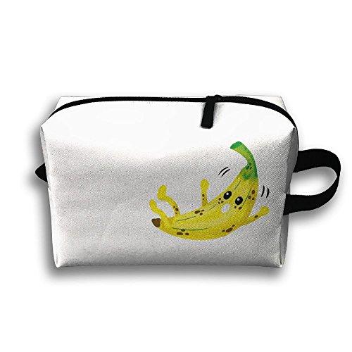 Cheap Keibb Banana Simple Toiletries Organizer Bag hot sale