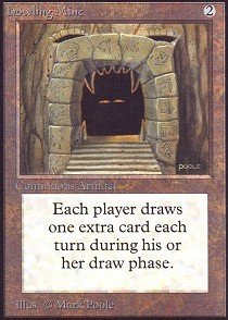 Mtg Collectors Edition (Magic: the Gathering - Howling Mine - Collectors Edition)