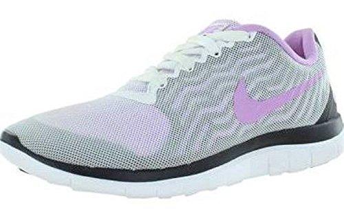 Nike Womens Free 4.0 Scarpe Da Corsa Viola / Grigio