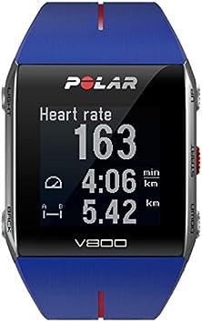 Polar V800 V800-Pulsómetro Unisex, Color Azul, Talla única: Amazon.es: Deportes y aire libre