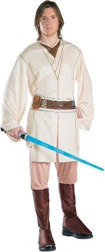 Wan Costume Obi Adults Kenobi (Obi-Wan Kenobi Adult Costume -)