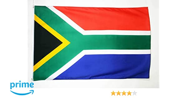 3/' x 5/' New South African  Flag