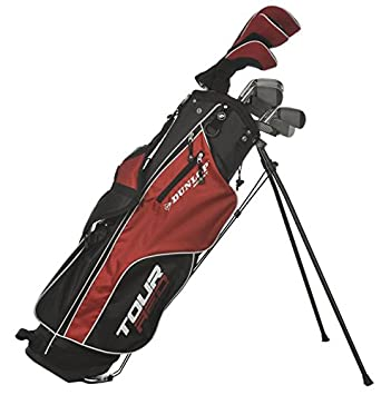 Dunlop Tour Red Golf Set All grafito de 16 piezas para diestros