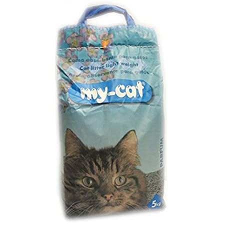 My-Cat Arena para Gatos Perfume Lavanda: Amazon.es: Productos para mascotas