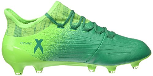 1 Green Black Solar 16 Green FG Fútbol X Solar adidas Black Core Bota de core aURqx8wnTX
