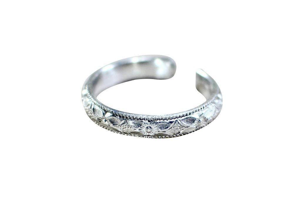 B016CNSTJW Sterling silver toe ring 41LskEDRkNL