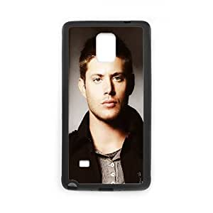 Jensen Ackles Samsung Galaxy Note 4 Cell Phone Case Black Phone cover P550000
