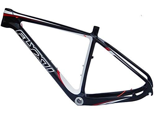 Flyxii Carbon Glossy 29er MTB Mountain Bike Frame ( For BB30 ) 17.5