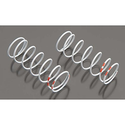 Traxxas 7440 Spring,Shock,White,GTR Long,.623 Org:6807L,6804R (Shock Long Springs)