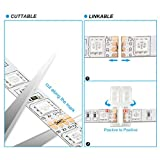 DAYBETTER Led Strip Lights 32.8ft 10m with 44