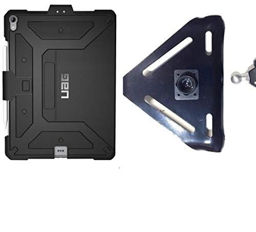 選ぶなら SLIPGRIP SLIPGRIP iPad 1.5インチマウント Apple iPad Pro 12.9インチ第3世代タブレット用 BBケース UAG Metropolis BBケース B07NJK9S6G, ヘルシーアーモンド:33d9e7fa --- senas.4x4.lt