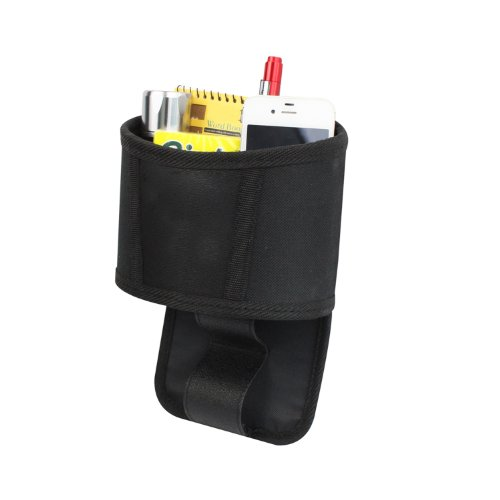Adeco Multi-Purpose Front Seat Car Vehicle Transferable Console Organizer