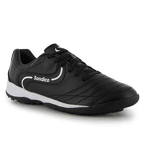 Sondico Herenstaking Ii Tf Voetbalschoenen Sportschoenen Schoeisel Zwart / Wit