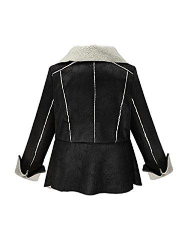 Jollychic - Blouson - Femme noir noir taille unique
