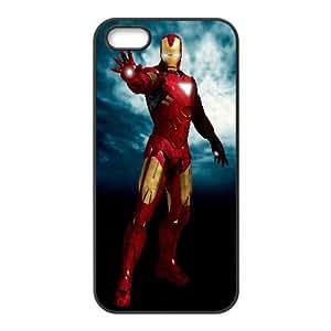 Iron Man Movie 2 3 iPhone5s Cell Phone Case Black Fantistics gift A_074380