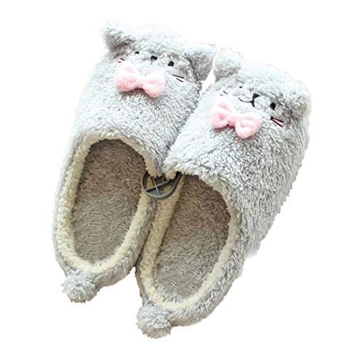 Ours Des Donad Porter Lapin Chaussures Anti Chaussons Maison Chaud Super B Hiver Slip Chambre Mignon Adorables Doux De xqxaURg7