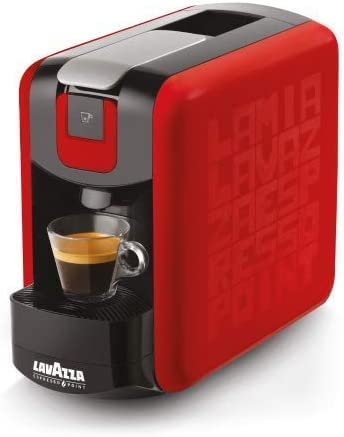 Máquina EP Mini Red para cápsulas expreso Point Lavazza + 100 ...