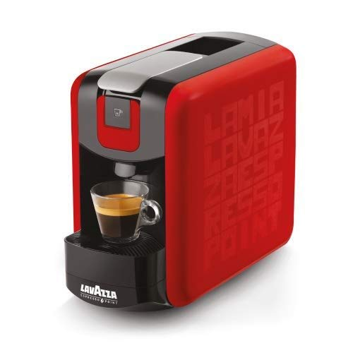 Máquina EP Mini Red para cápsulas expreso Point Lavazza + ...