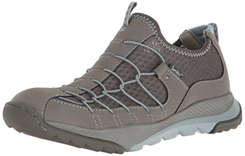 Water Ready Women's Blue Stone Vegan Grey Sparrow Flat Jambu twOI6xBqt