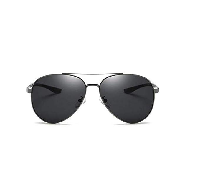 ALHM Gafas De Sol Polarizadas Espejos Metálicos Espejos De Conducción Para Hombres: Amazon.es: Ropa y accesorios