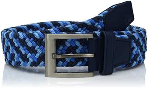 half off 0e979 ded2f adidas Golf Braided Weave Stretch Belt