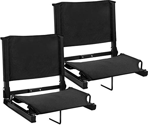 Sports Unlimited Stadium Chair - 2 Pack