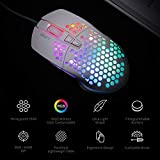 LTC Circle Pit HM-001 RGB Gaming Mouse with
