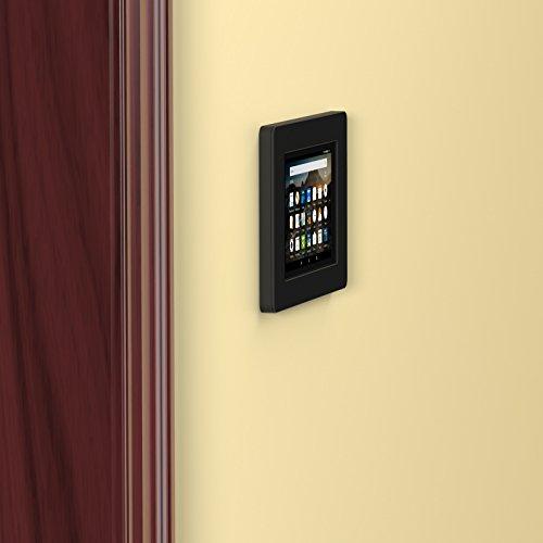 VidaMount On-Wall Tablet Mount - Amazon Fire HD8 7th Gen - Black (2017) by VidaMount (Image #8)