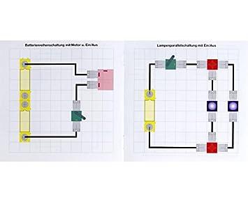 Betzold 85479   Lernbausatz Stromkreise   Experimentierbox Zu Strom, Licht  Und Bewegung, Physik