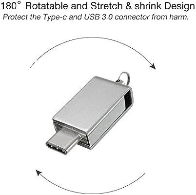 SETAYO Nueva Interfaz Dual OTG Metal Tipo C USB 3.0 Flash Drive ...