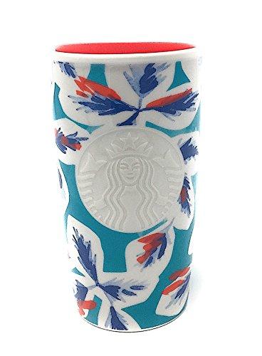 Starbucks Teal Leaves Double Traveler product image