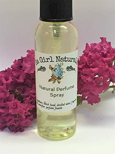 Inner Grace Type Perfume Spray, Body Spray, Perfume, Handmade, Natural ()
