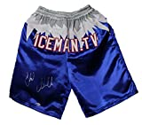 Chuck Liddell Autographed/Signed UFC MMA Blue